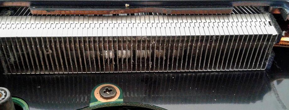 Pulizia interna notebook e ripristino sistema di dissipazione - Pulizia interna termosifoni alluminio ...