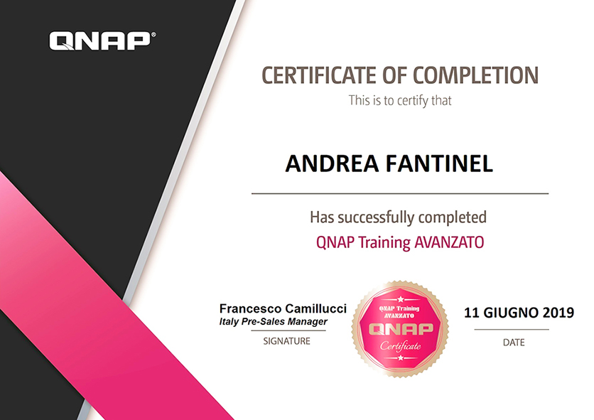 RAM Computers & QNAP Training